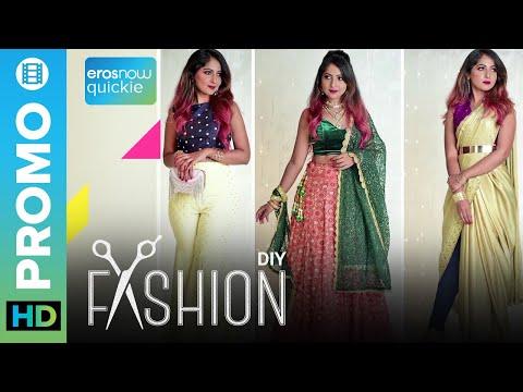 DIY Fashion - Wedding Lookbook | Official Promo | Stacey Castanha | Eros Now Quickie