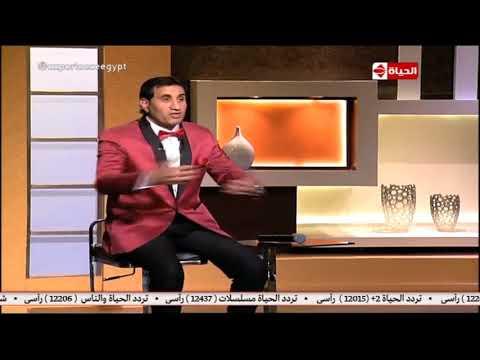 بوضوح | أحمد شيبة: متولدتش في بوئي معلقة دهب واللي أنا فيه من دعاء أمي وأبويا
