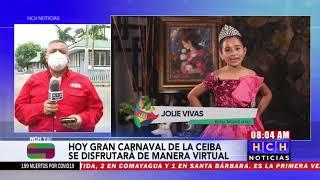 ¡Por Facebook Live! Hoy inicia Carnaval Virtual de La Ceiba