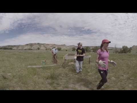 360 Virtual Tour: Volunteering on American Prairie Reserve