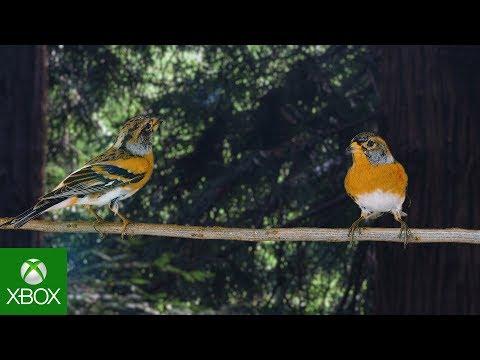 Xbox Game Bar - Animal Wingdom