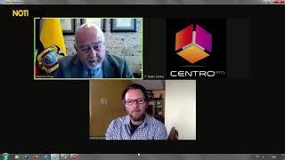 Entrevista a Mauricio Pozo - Ministro de Economía y Finanzas
