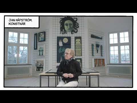 Barnet i tornet - Jan Håfström på Örebro slott