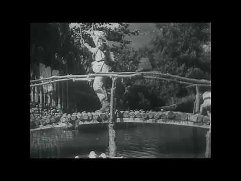 Сцена из кинокомедии «Весёлые ребята»