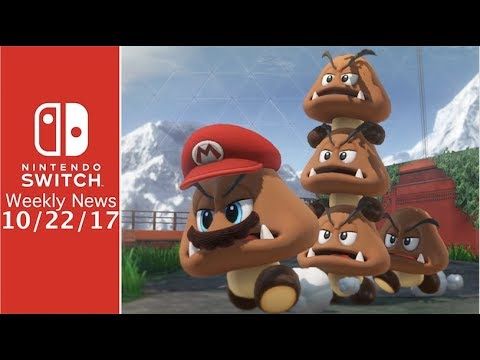Switch Weekly News is Back! - SWN 10/22/17