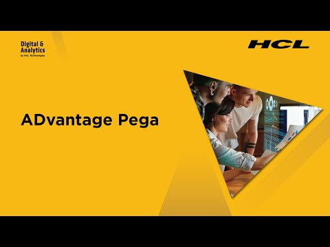 ADvantage Pega Solution | HCL Technologies