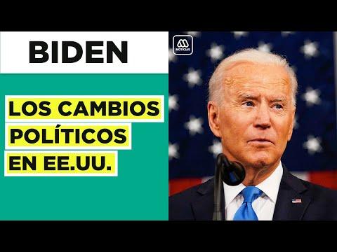 100 días de Biden: Los cambios radicales en Estados Unidos