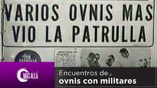 Más Allá | El Pentágono confirmó la existencia de avistamientos ovnis durante la crisis del Covid-19