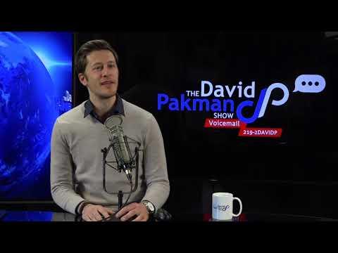 I Don't Dislike Jews, I Watch The David Pakman Show