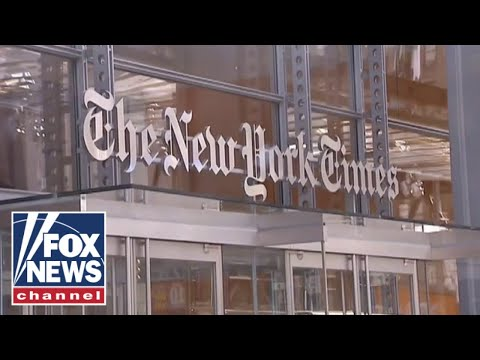 NYT remains silent after reporter smears 74M voters as 'enemies of the state'