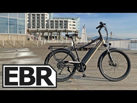 2020 Surface 604 Colt Review - $2k Hybrid Electric Bike with Lights, Fenders, & Throttle