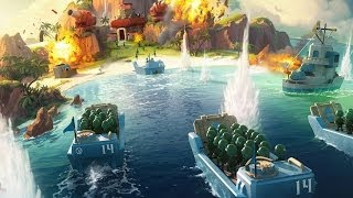 Boom Beach Video Review