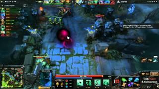 Team Tinker vs Team Empire Game 2 - Megafon Battle Arena - @TobiwanDota & Clairvoyance
