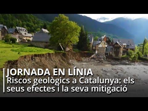 «Riscos geològics a Catalunya: els seus efectes i la seva mitigació», de 27 d'octubre de 2020