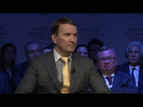 Davos 2017 - Russia in the World