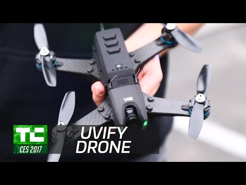 UVify's high speed racing drone