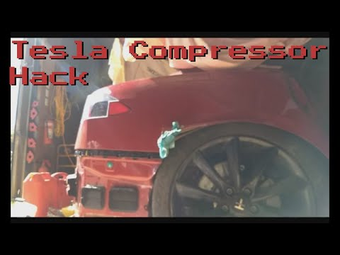 Tesla Compressor Hack