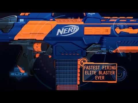 Nerf Rapid Strike Reveal - Commercials - River Film London