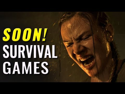 38 Upcoming Survival Games of 2018 and Beyond on PC, PS4, Xbox One