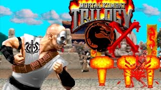 Mortal Kombat Trilogy Extended (Alberto Blaze) -Kano- Walkthrough