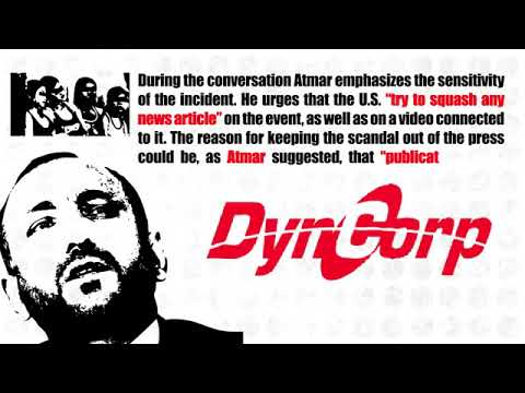 Anonymous - DynCorp Child Trafficking