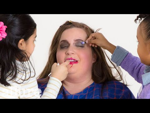 Aidy Bryant Enlists a Very Adorable Glam Squad for Her Valentine's Date Night