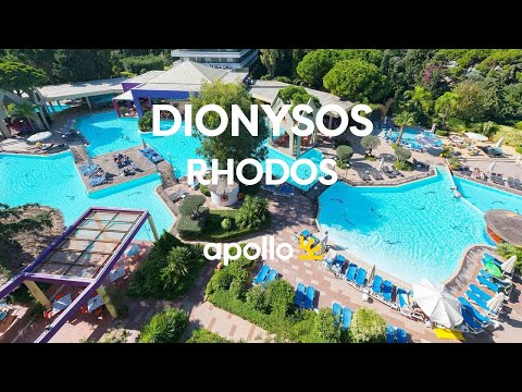 Apollo – På hotel Dionysos på Rhodos trives hele familien