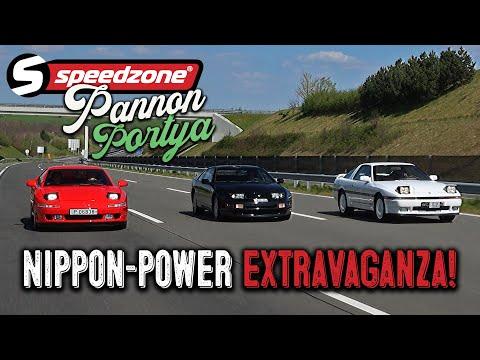 Pannon Portya Ep05: Nippon-power extravaganza! (Speedzone S09E05)