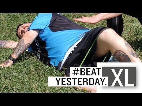 #BeatYesterday XL: Vom Sofa in den Sportmodus - das richtige Aufwärmen (Folge 2)