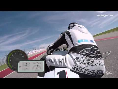 GoPro? OnBoard lap of the Circuit Of The Americas