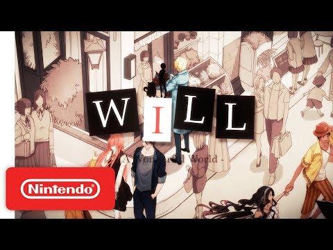 WILL: A Wonderful World - Launch Trailer - Nintendo Switch