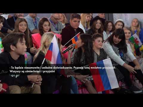 Gliwice gospodarzem Eurowizji Junior