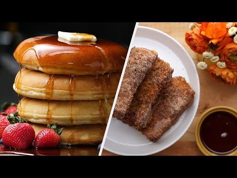Tasty's Top 5 Breakfast Recipes To Make Any Time ? Tasty
