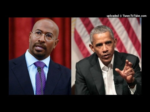 News: Van Jones Says That Obama Should Do A Poverty Tour Around The Country