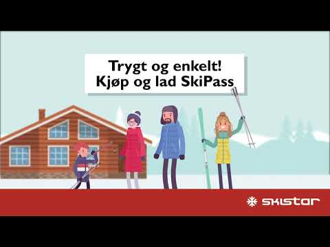 Last ned SkiPass direkte i appen