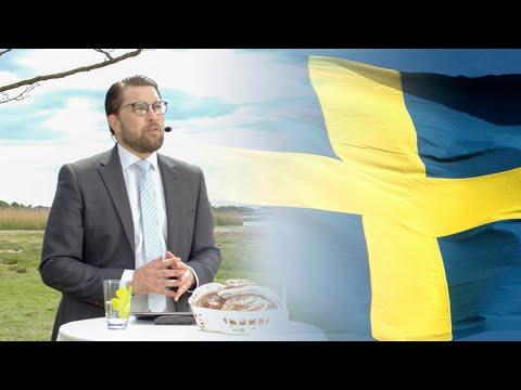 Jimmie Åkessons nationaldagstal 2020
