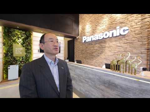 Panasonic HOME.2.COM Solution Center