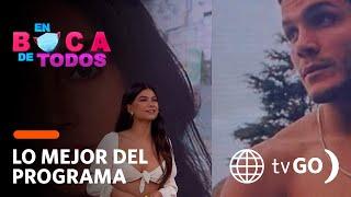En Boca de Todos: Ivana Yturbe negó ser amiga de Vania Bludau (HOY)