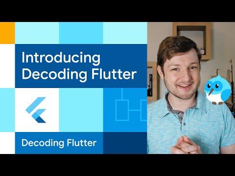 Introducing Decoding Flutter