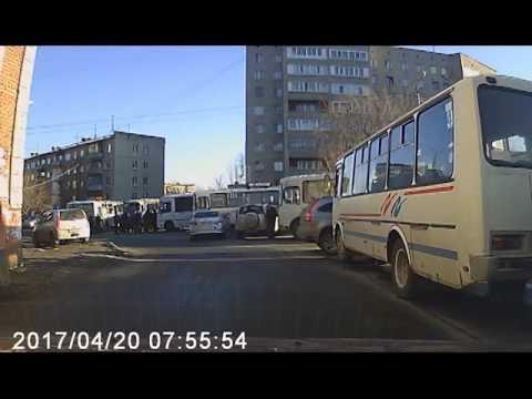 ул. Мюнниха, конечная 4 маршрута