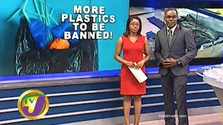 TVJ News: More Plastic Items to be Banned - December 30 2019