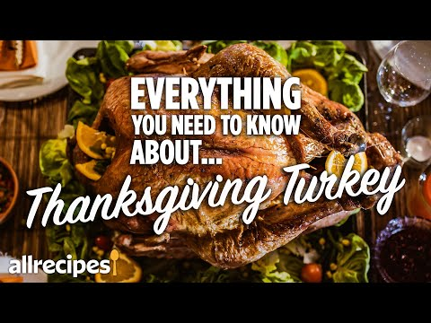 How to Buy, Thaw, Prep, Cook, Carve Your Thanksgiving Turkey and More! | You Can Cook That