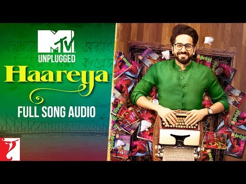 MTV Unplugged: Haareya | Meri Pyaari Bindu | Jigar Saraiya | Sachin-Jigar | Full Song Audio