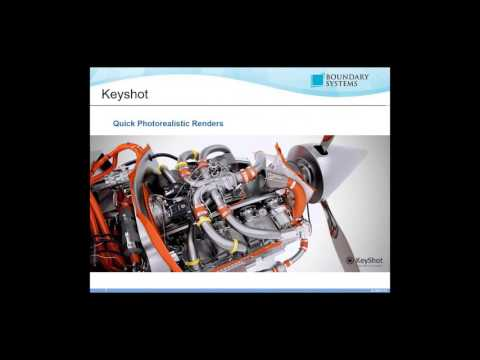Creating Photorealistic Rendering with Keyshot