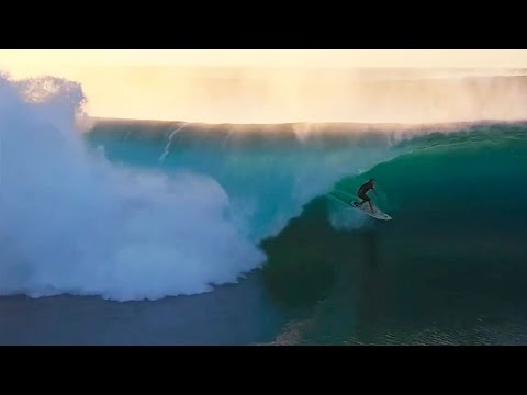 Bird's-Eye View of Perfect Pipeline: Drone Video | Hit & Run