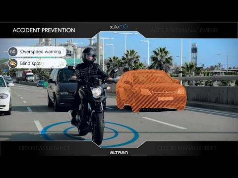 safeMO by Altran, ride without fear