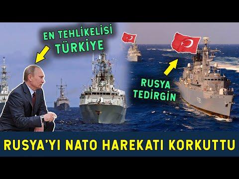 En Tehlikelisi Türkiye! NATO Rusya'yı mı Hedef Alıyor?