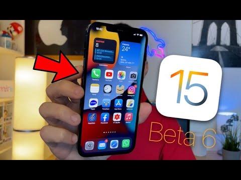 iOS 15 Beta 6 | RECENSIONE COMPLETA ITA