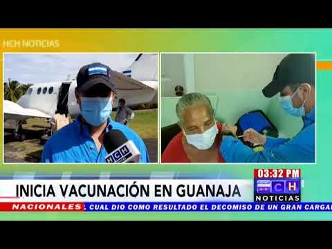 Gobierno intensifica vacunación en Islas de la Bahía