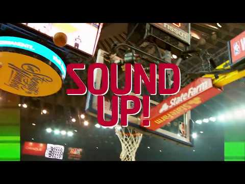 SOUND UP! Houston Vs Golden State In Game 4